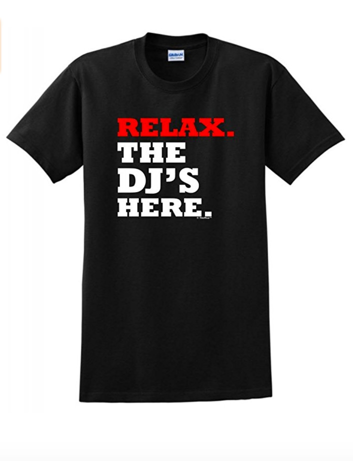 Relax the DJ's Here