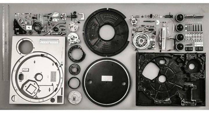 Technics Deconstructed