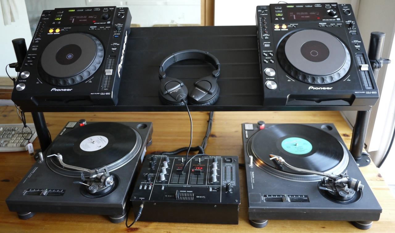 All Black Setup Dj Setup At Fundjstuff Com