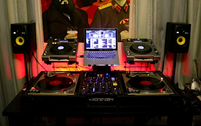 DJ CANADA EQUIPMENT