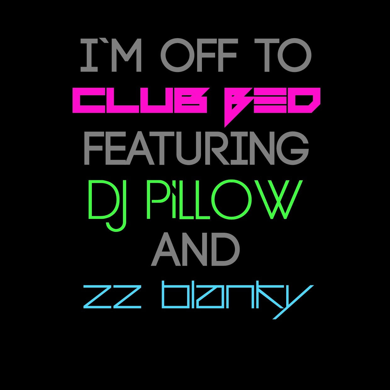 Ipod Pillow Club Bed And Dj Pillow Fundjstuff Com