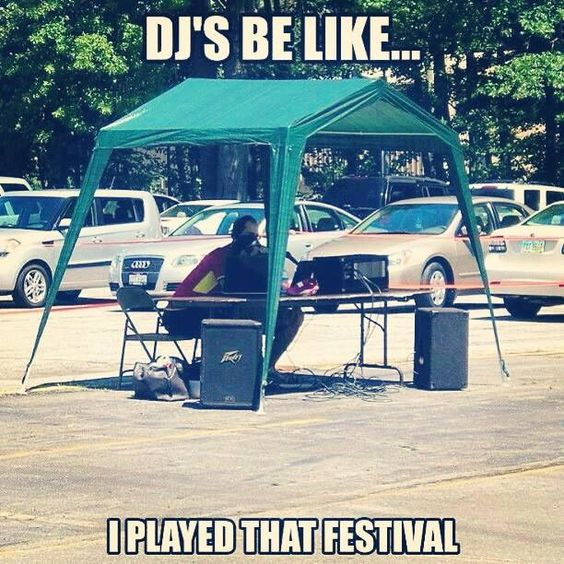 I Played That Festival