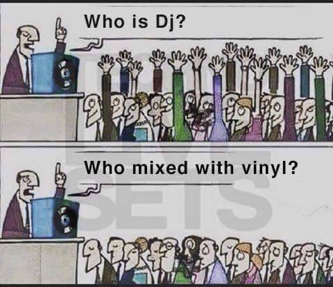 Who is a DJ?