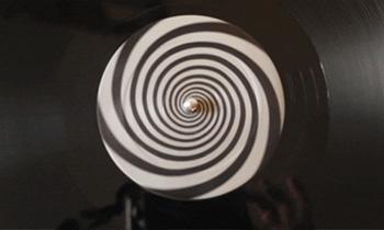 Trippy Vinyl Animation
