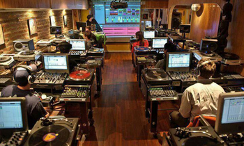 Classroom for DJs