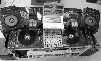Complete DJ Setup