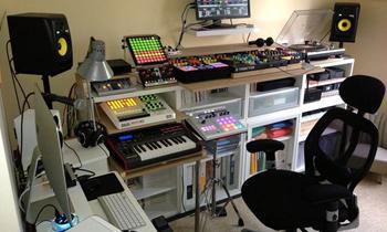 DJ Studio Producer