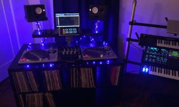 IKEA DJ Booth