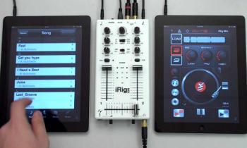 iRig iPad DJ
