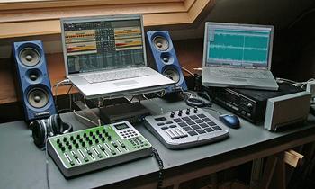 Laptop DJ
