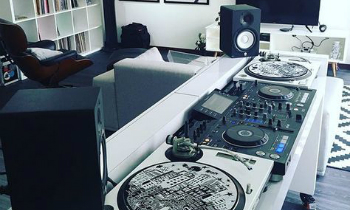 Modern DJ Room