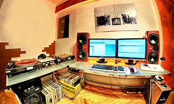 Setup and Studio