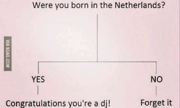 All Dutch are DJs