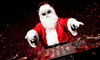 DJ Santa