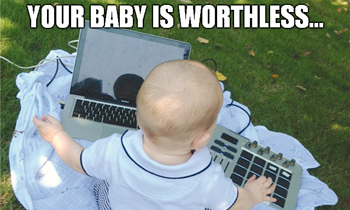 Is your Baby a DJ?