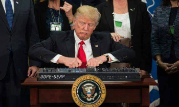 President DJ Trump
