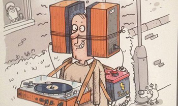 Vinyl or iPod