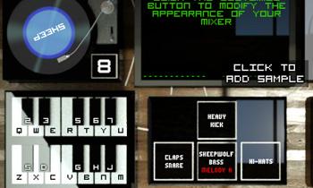 DJ Sheepwolf Mixer 5