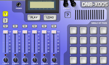 DNB x005 Mixer