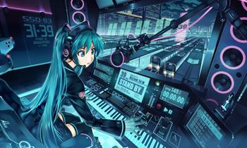 Anime DJ