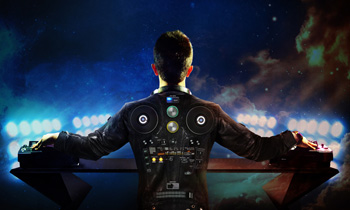 DJ Digital Jacket