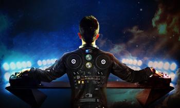 DJ Digital Jacket