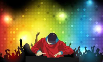 DJ Live Artwork