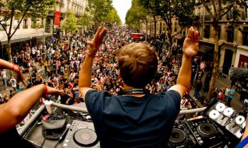Street Party DJ