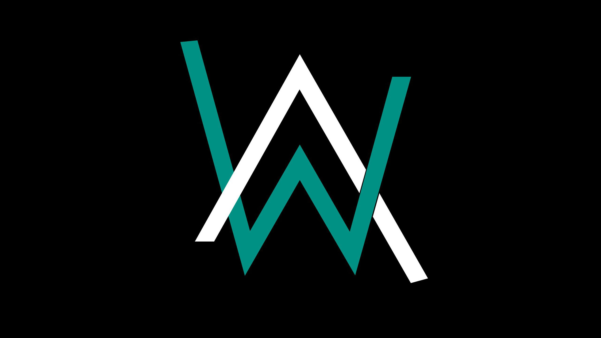 Alan Walker Logo Wallpaper