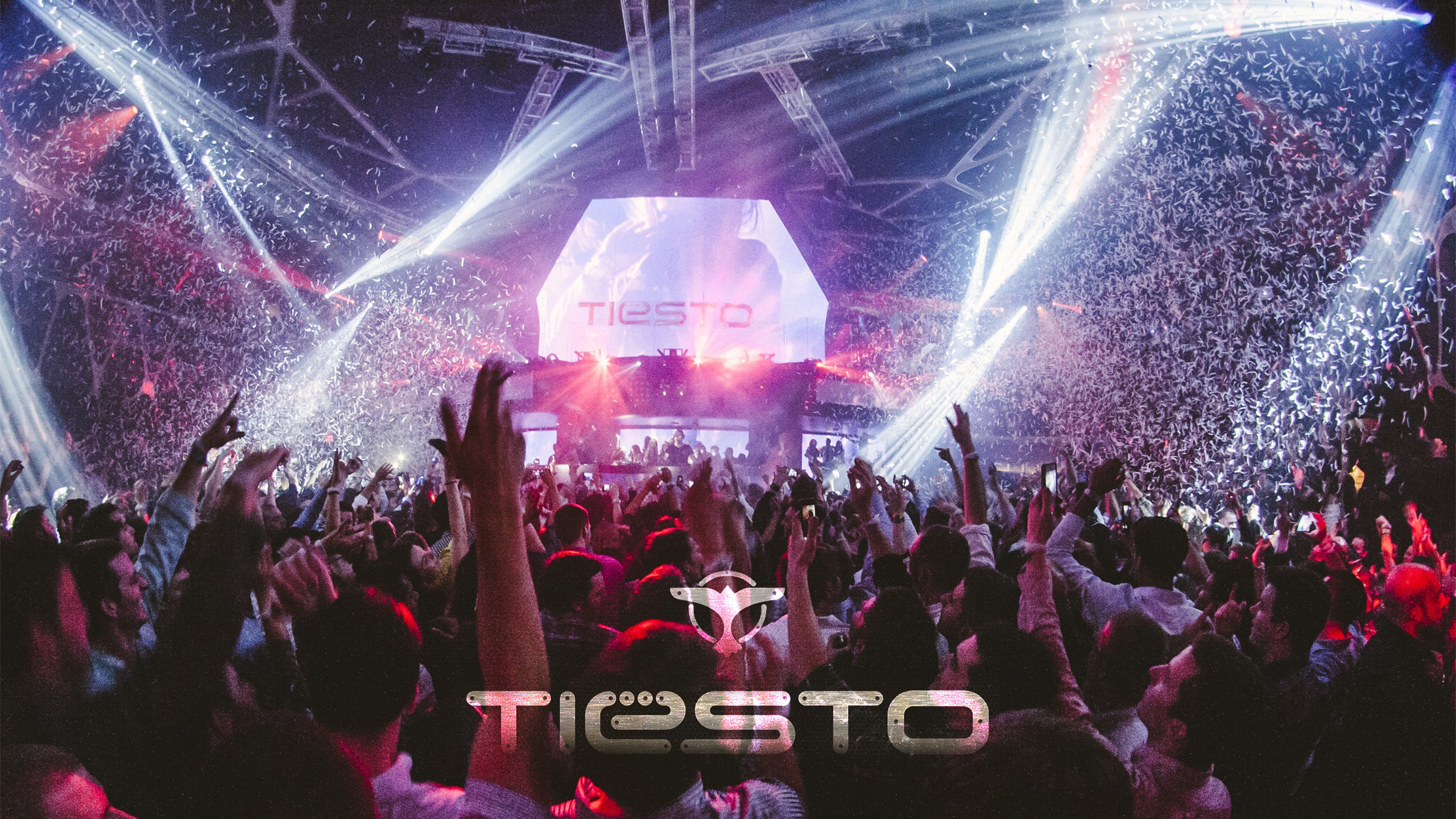 Tiesto Concert Wallpaper