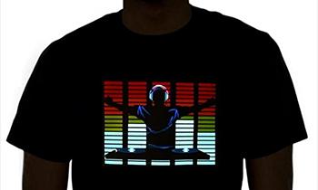 DJ Light Rave Shirt