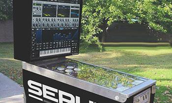 Pinball Machine for DJ