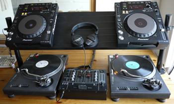 All Black Setup
