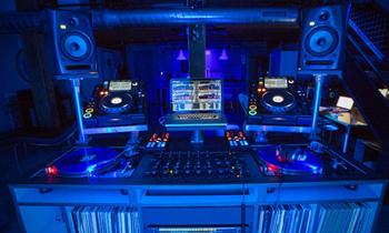 Amazing DJ Setup