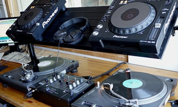 Classic Setup with CDJs