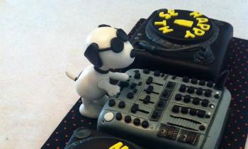 DJ Cake Doggy