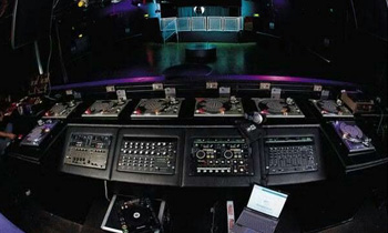 Turntable Galore at Ministry of Sound
