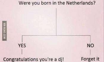 All Dutch are DJs