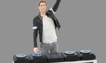 Armin van Buuren Action Figure