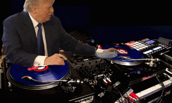 DJ Donald Trump