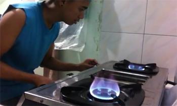 DJ Kalan is on Fire!