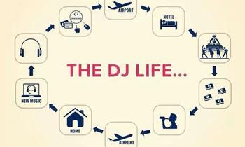 DJ Life Cycle