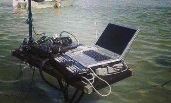 DJ Setup on Water Fail