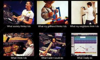DJs: Expectations vs Reality