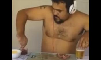 Hilarious Food DJ