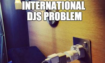 International DJs Problem