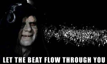 Let The Beat Flow Through You