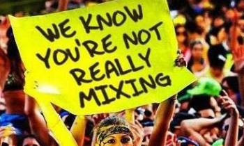 Not Really Mixing
