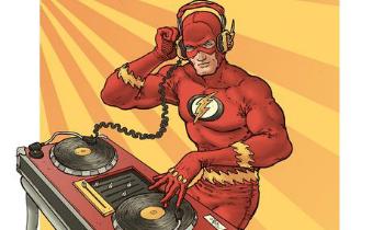 The Flash DJ