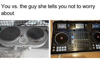 You vs The Guy